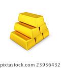 Gold bars 23936432