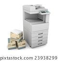 业务用 复写纸 复印机 23938299