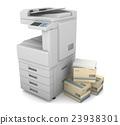 业务用 复写纸 复印机 23938301