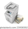 业务用 复写纸 复印机 23938302