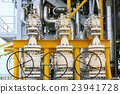 Valves manual in the production process 23941728