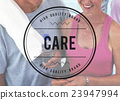 Care Charity Health Protection Safeguard Concept 23947994