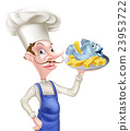 Fish and Chips Chef 23953722