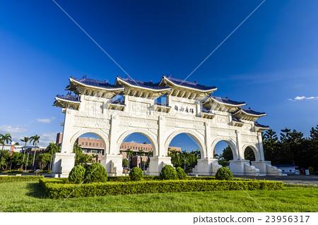 台灣台北的自由廣場 23956317