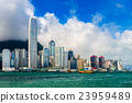 Hong Kong Skyline 23959489