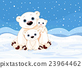 Polar Bear Family 23964462
