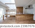 厨房 在厨房里 看到厨房 23967076