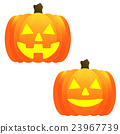 Jack o lantern, pumpkin, pumpkin, bataan, facial expression difference, variation, simple, beautiful, clear 23967739