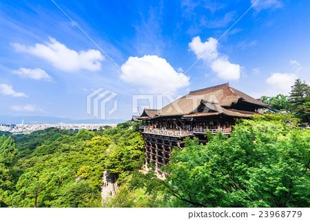京都世界遺產清水寺 23968779
