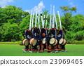 夏祭 傳統表演藝術 舞 23969465