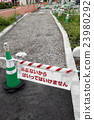 Construction of sidewalks 23980292