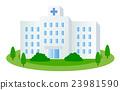 hospital, hospitals, polyclinic 23981590