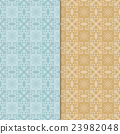Seamless vintage background. Retro color style. 23982048