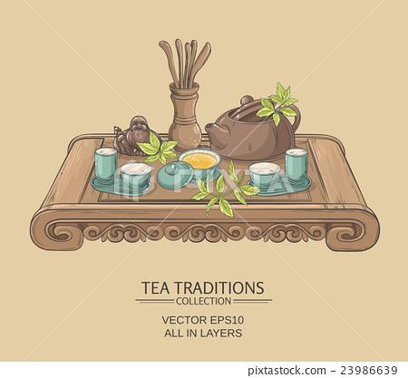 chinese tea ceremony 23986639
