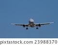 airplane 23988370