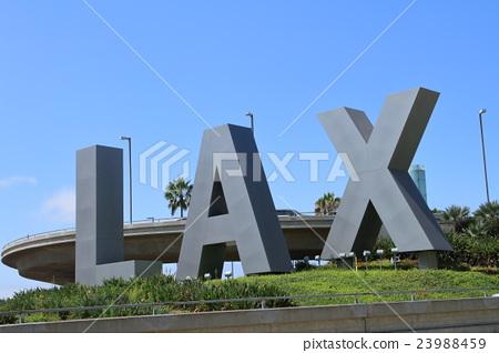 로스 앤젤레스 공항 23988459