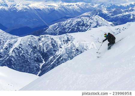 Freeride in Chile 23996958