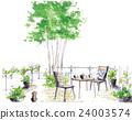 pergola, wisteria trellis, lifestyle scene 24003574