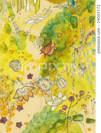 꽃 24005572