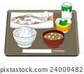 set, meal, daily 24009482