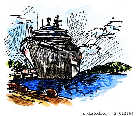 Large passenger boat 16814pix 7 24012164