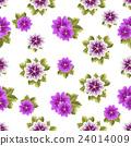 벡터, 꽃, 식물 24014009