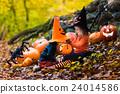 halloween kids pumpkin 24014586
