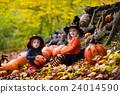 halloween kids pumpkin 24014590