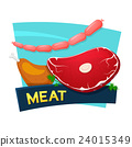 meat steak food 24015349