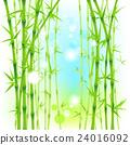 leaf, bamboo, vector 24016092