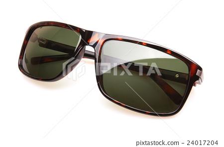 Sunglasses on white 24017204
