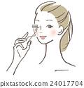 vector, vectors, beauty 24017704