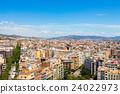 바르셀로나, 거리, 길거리 24022973