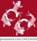 鱼 鲤鱼 淡水鱼 24023636