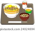 丼物(蓋澆飯) 當日特惠 套餐 24024694