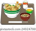 丼物(盖浇饭) 午饭 一套 24024700