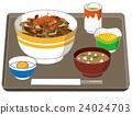 丼物(盖浇饭) 当日特惠 套餐 24024703
