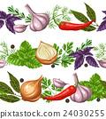 香料 蔬菜 香草 24030255