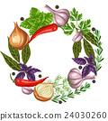 香料 蔬菜 香草 24030260
