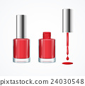 nail, manicure, isolated 24030548