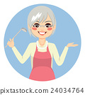 Granny Cooking 24034764