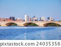 Washington, DC cityscape 24035356