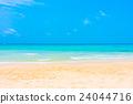 beach, sea, summer 24044716