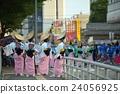awa odori festival, awa dance festival, evening 24056925