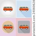 van, vehicle, vector 24060628