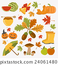 autumn, icon, fall 24061480