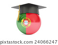 education and study in Portugal concept 24066247