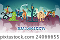 Halloween Monsters Collection Set Zombie Vampire 24066655