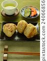 炒饭球 饭团 日本食品 24066856