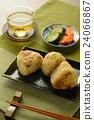 炒饭球 饭团 日本食品 24066867